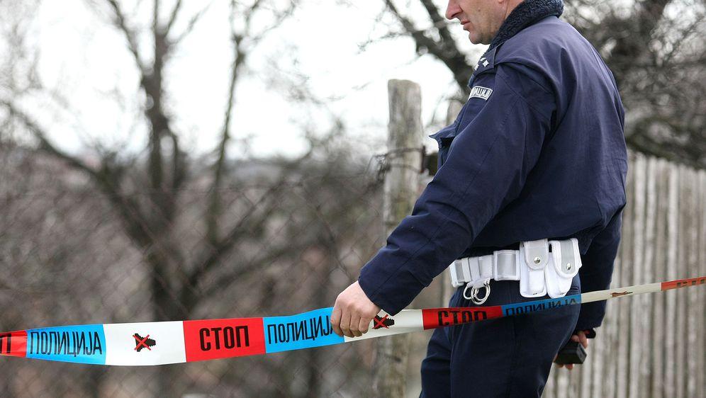 Policija u Srbiji, ilustracija (Foto: Pixsell,Davor Javorović)