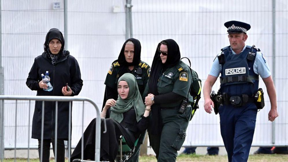 Na memorijalnom groblju Park u Christchurchu pokopane su prve žrtve prošlotjednog masakra u dvjema džamijama (Foto: AFP) - 4