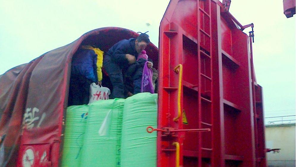 Migranti uhvaćeni u Vršcu (Foto:Carina Republike Srbije)1