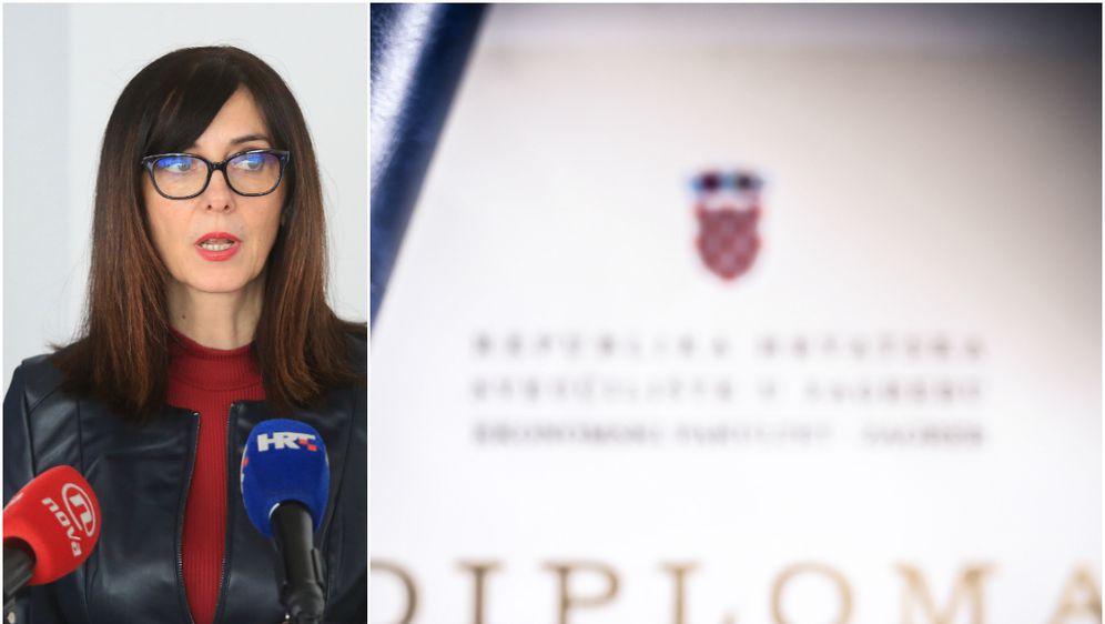 Ministrica Divjak (Foto: Arhiva/marko Prpic/Igor Soban/Pixsell)