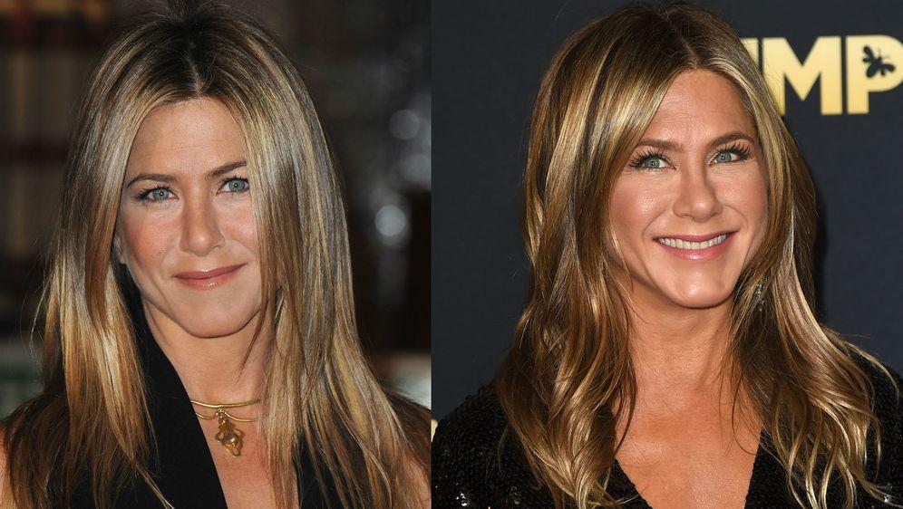 Jennifer Aniston već 10 godina ima istu frizuru