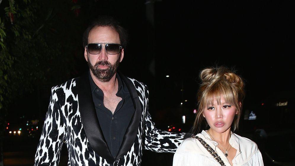 Nicolas Cage i Erika Koike (Foto: Profimedia)
