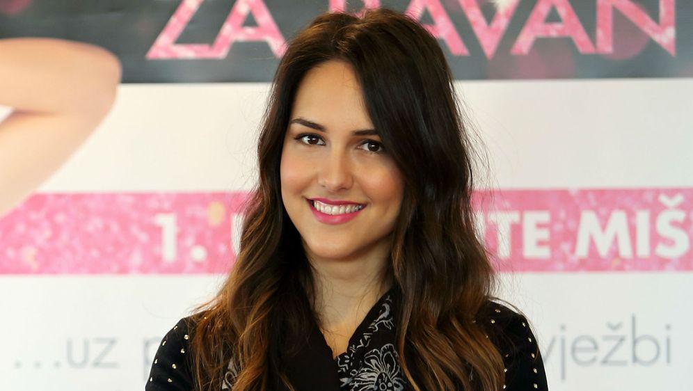 Lana Jurčević često bira atraktivne odjevne kombinacije