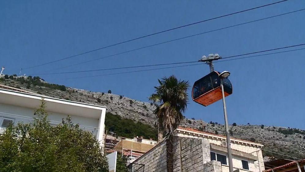 Žičara u Dubrovniku (Foto: Dnevnik.hr) - 1
