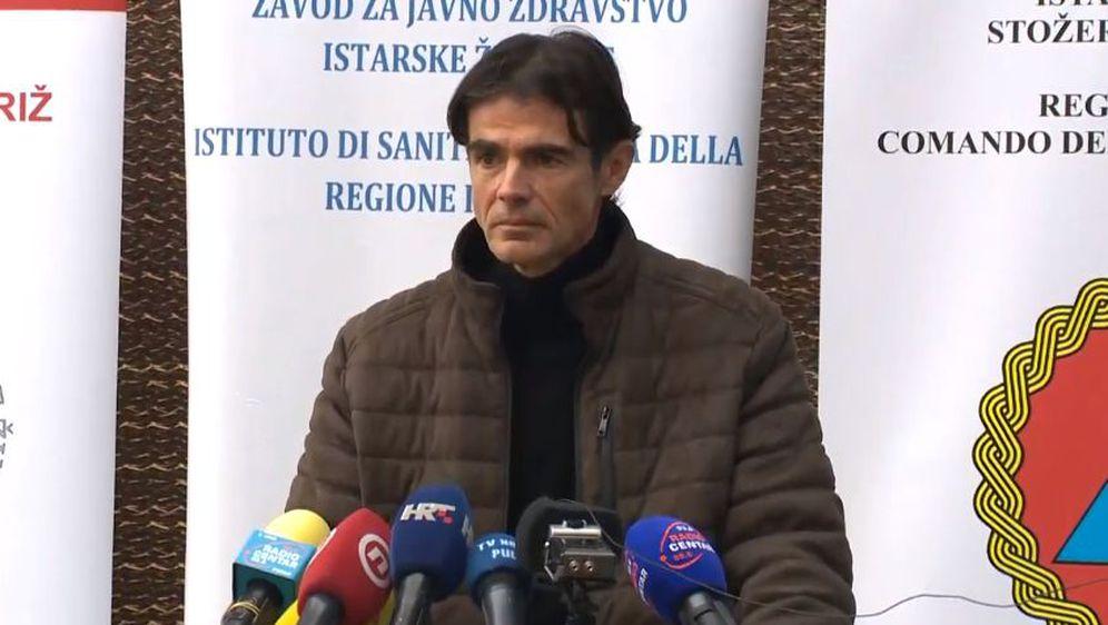 Epidemiolog dr. Aleksandar Stojanović