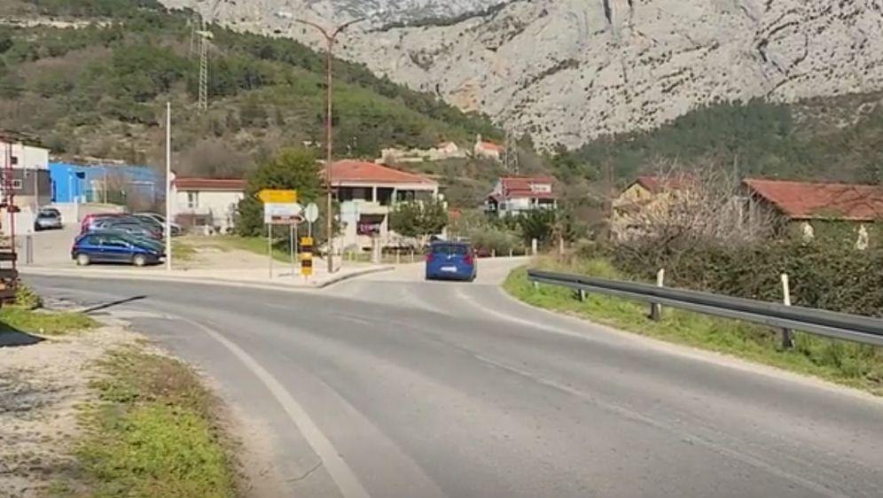 Cesta u Omišu koja će privremeno biti zatvorena - 2