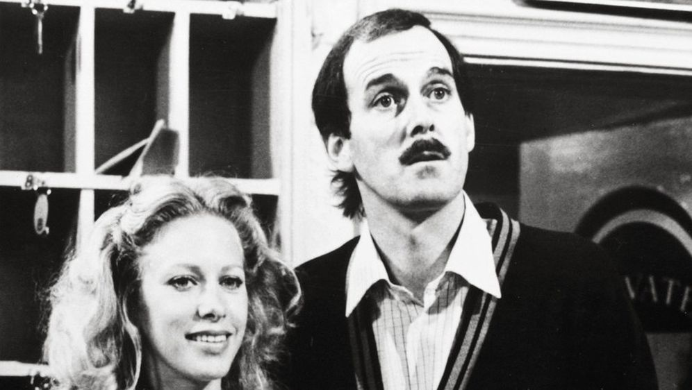 John Cleese i Connie Booth