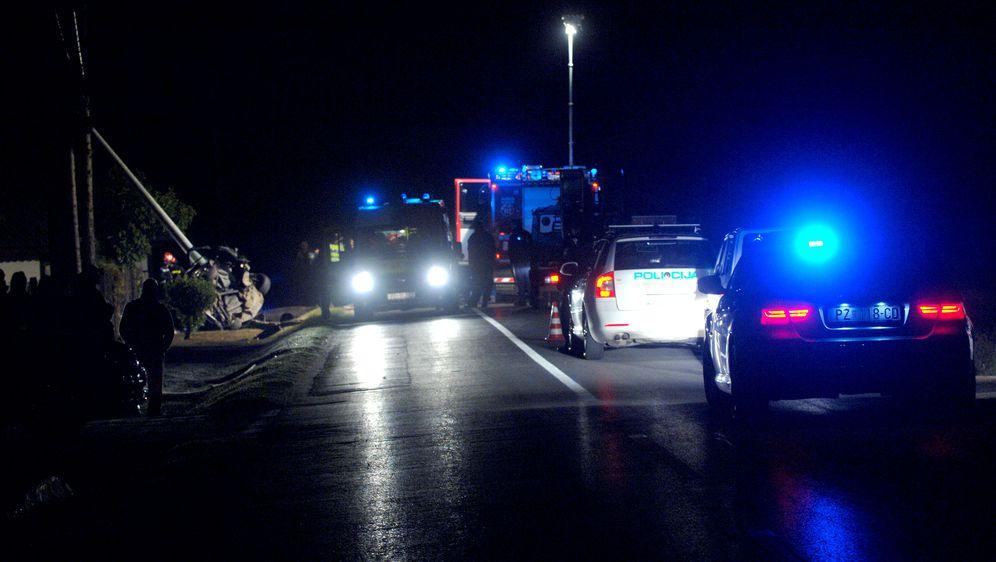 Prometna nesreća (Foto/Arhiva: Dusko Mirkovic/PIXSELL)