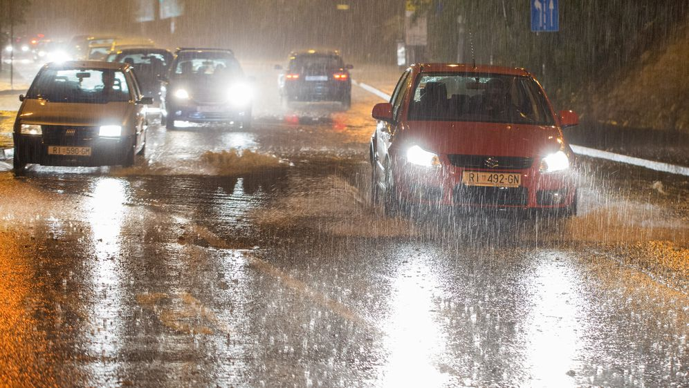 Poplava u Rijeci (Foto: Nel Pavletic/PIXSELL) - 1