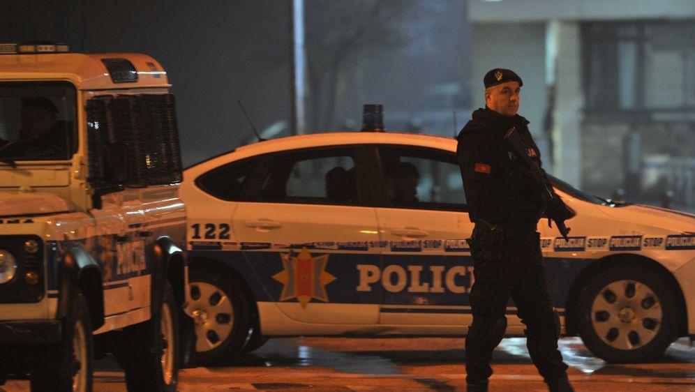 Crnogorska policija, ilustracija (Foto: AFP)