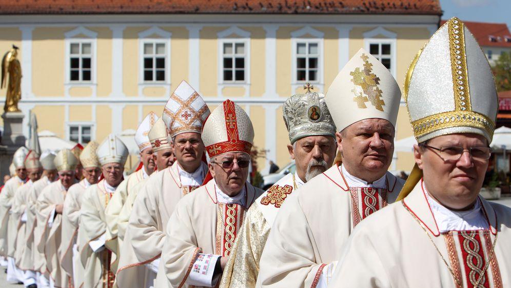 Hrvatski biskupi, arhiva (Foto: Pixell)