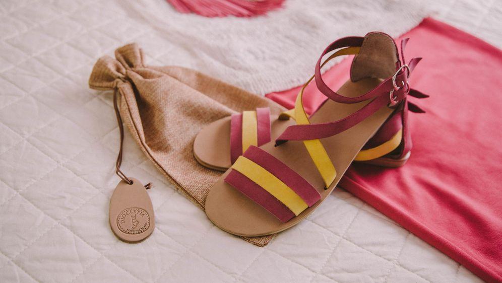 Trenutačno možete birati između četiri modela ženskih sandala Diocletia