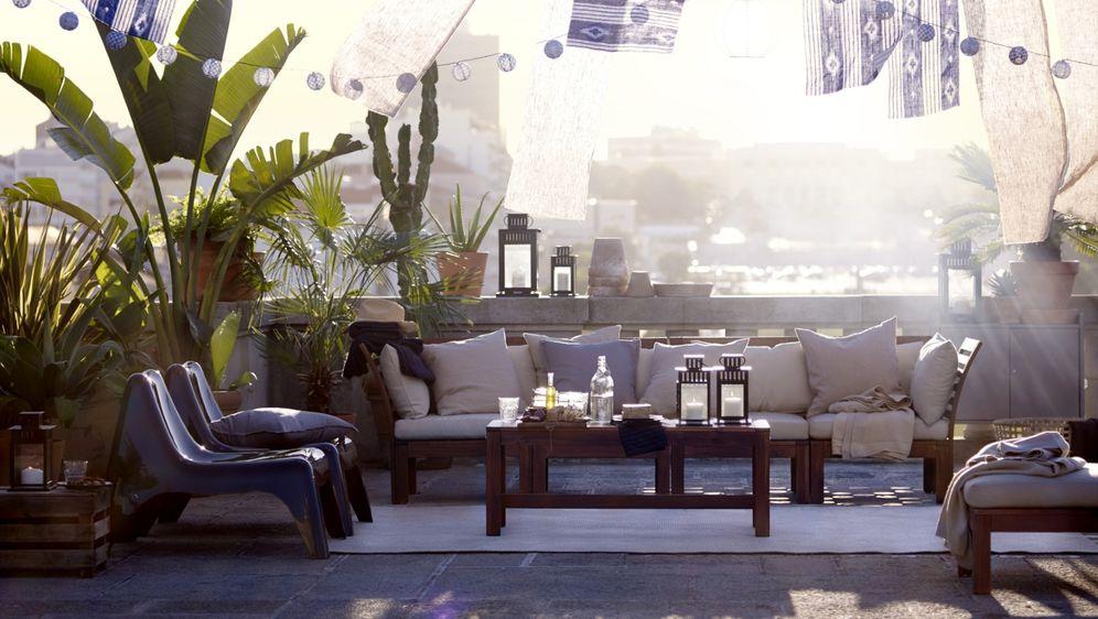 Kod uređenja balkona nemojte se fokusirati samo na biljke, već na atmosferu