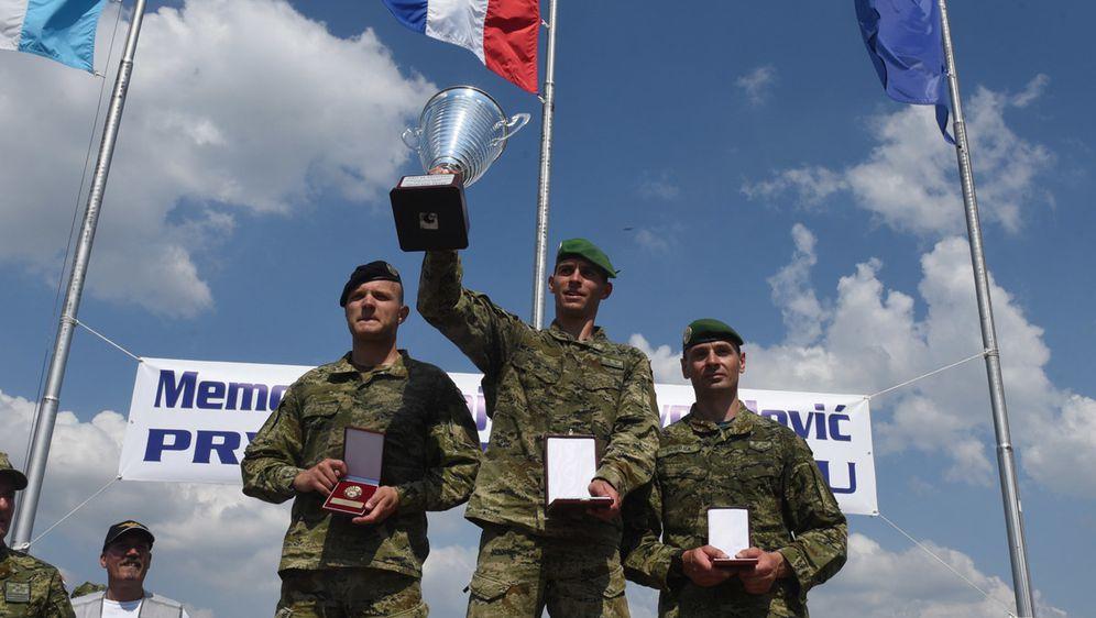 Ante Jović pobjednik Memorijala bojnika Davora Jovića(Foto: Foto: MORH/M.Čobanović) - 4