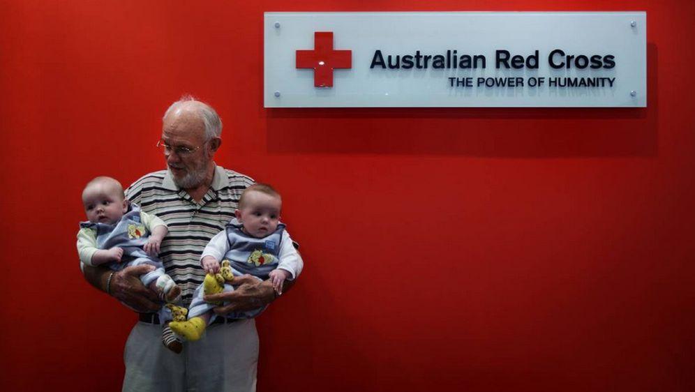 Dobrovoljni darivatelj James Harrison koji je spasio 2,4 milijuna nerođene djece posljednji put dao krv (Foto: Australian Red Cross)