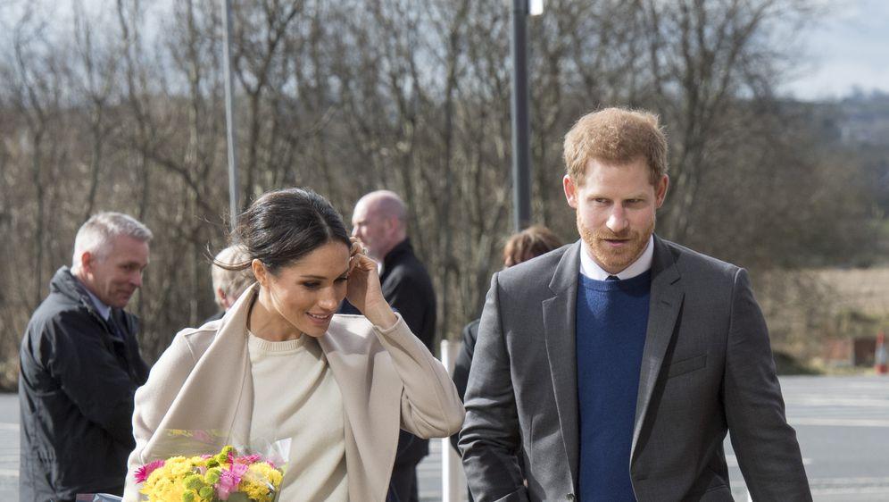 Meghan Markle i Princ Harry (Foto: Getty)