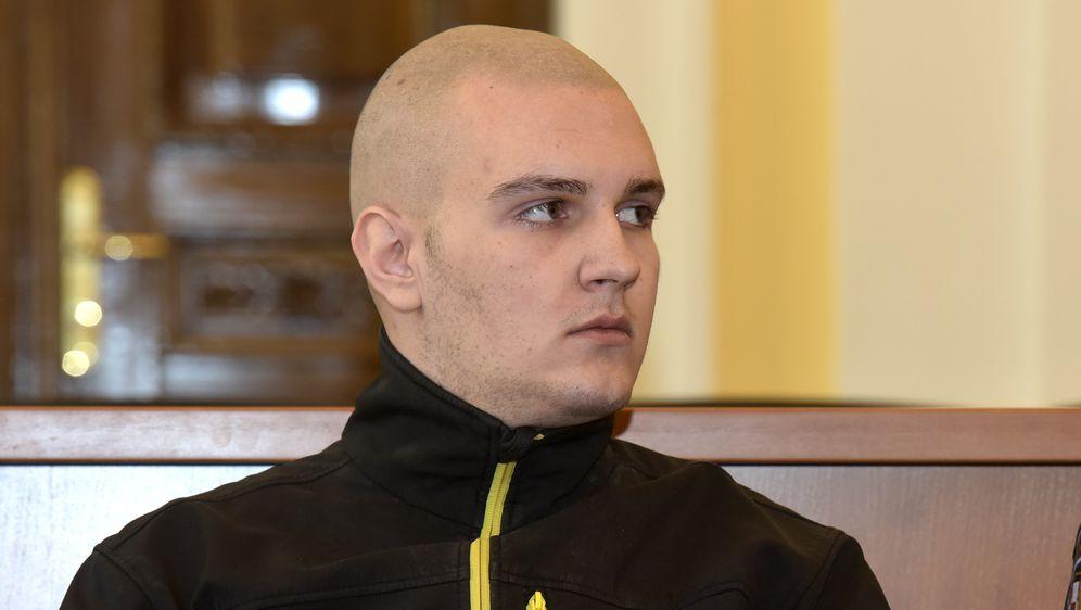 Tin Šunjerga osuđen na 40 godina zatvora zbog ubojstva roditelja (Foto: Dino Stanin/PIXSELL)