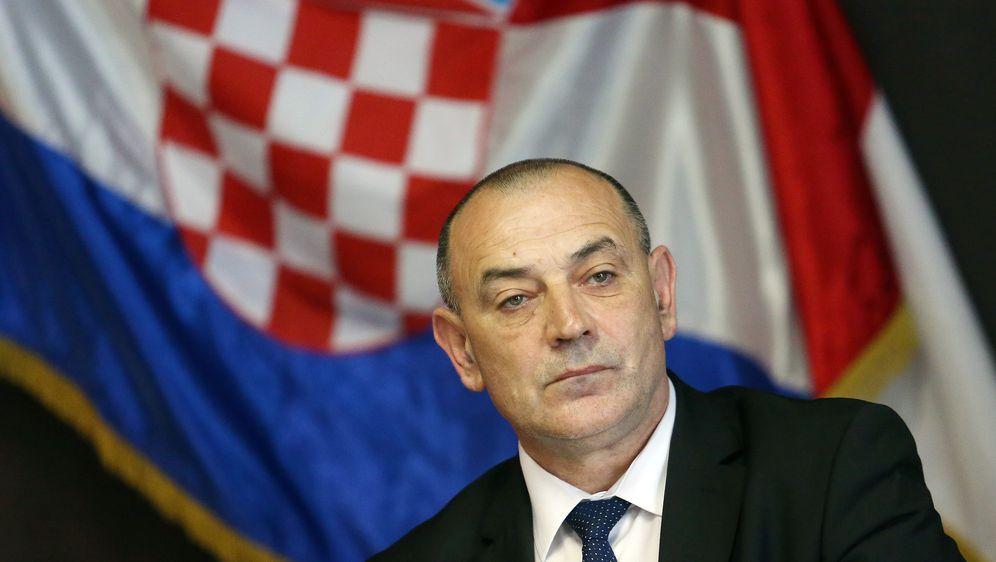 Ministar branitelja Tomo Medved (Foto: Borna Filic/PIXSELL)