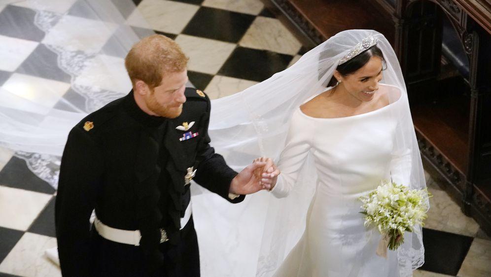 Crkveni obred kraljevskog vjenčanja (Foto: PIXSELL) - 8