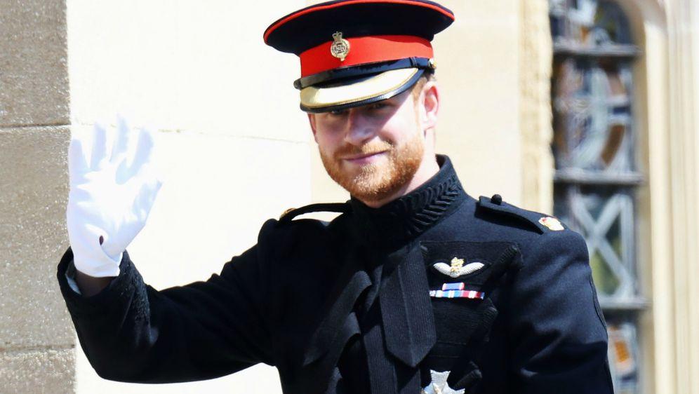 Princ Harry uoči vjenčanja