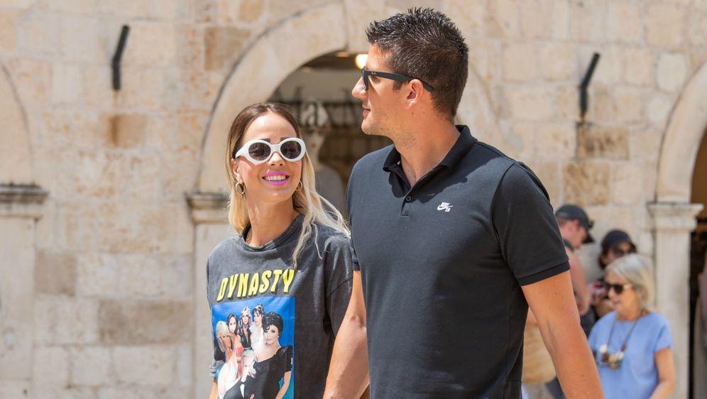 Antonija Mišura Sandrić sa suprugom Markom Sandrićem