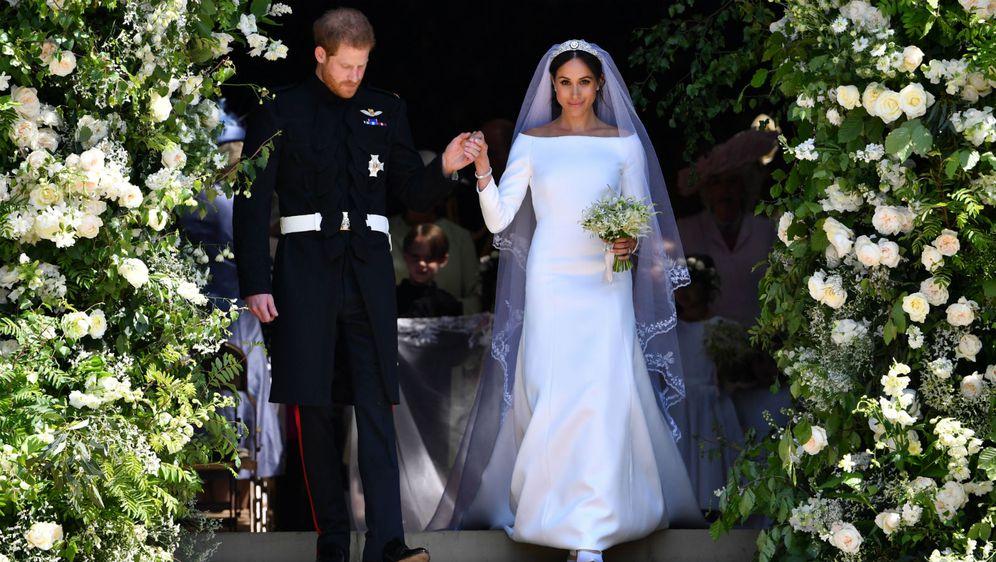 Na kraljevskom vjenčanju sve je bilo puno omiljenog cvijeća princeze Diane
