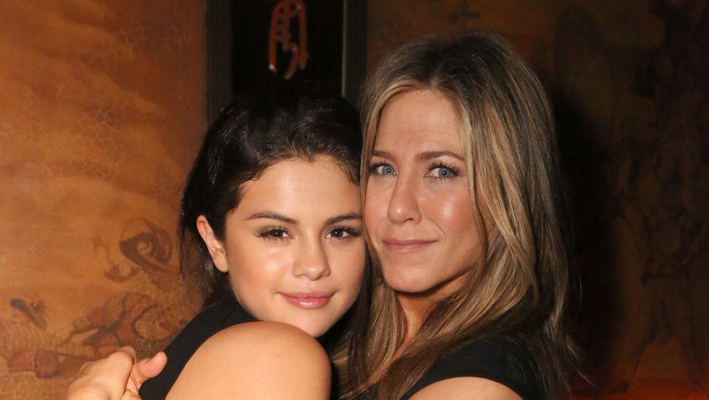 Jennifer Aniston, Selena Gomez (Foto: Getty Images)