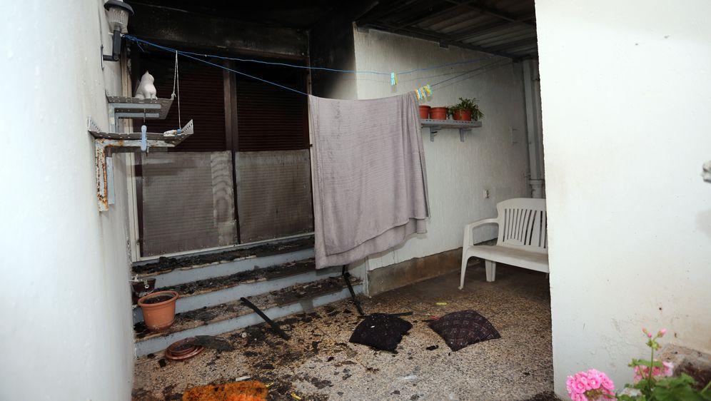 Požar u Crikvenici (Foto: Pixell)