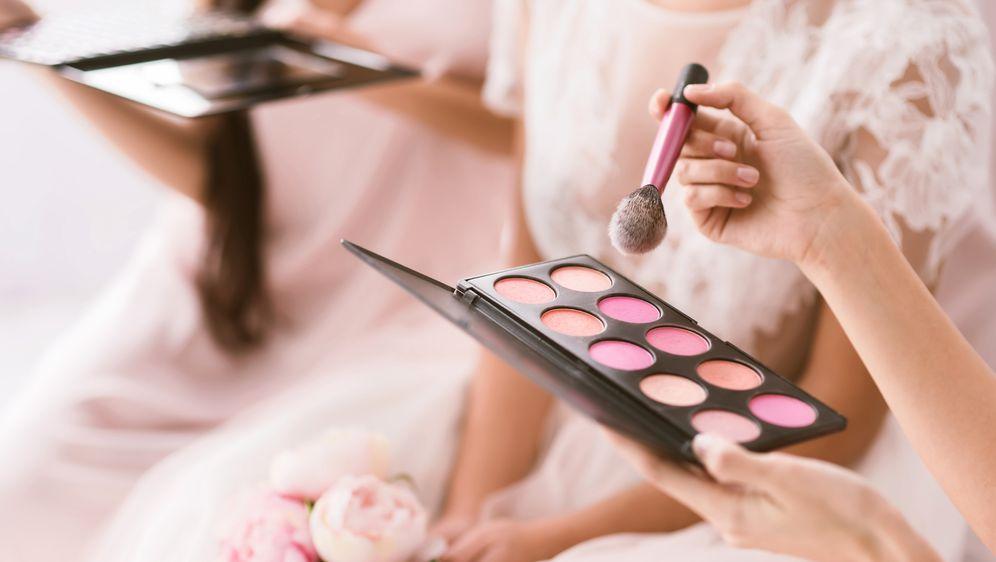 Make-up za vjenčanja