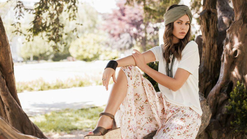 Mia Kovačić u novoj kampanji modnog brenda Replay
