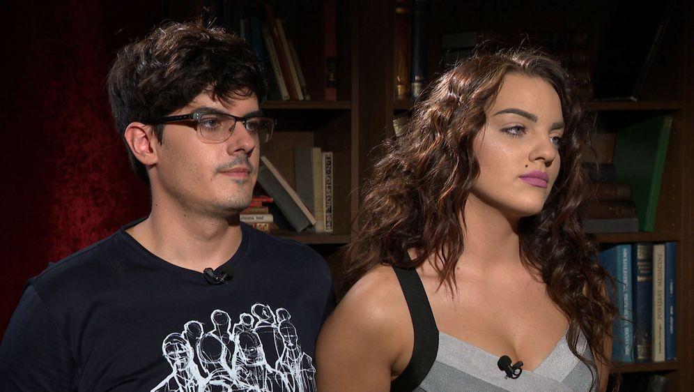 Martina Živko i Nino Uzelac (Foto: Nova TV)