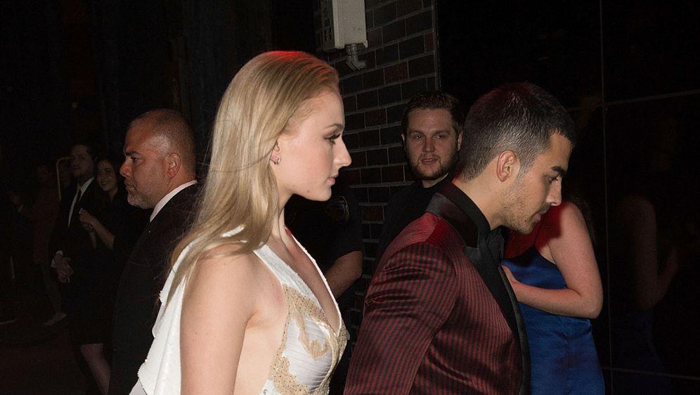Joe Jonas i Sophie Turner (Foto: AFP)