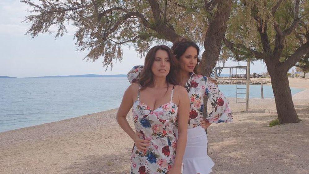 Nives Celzijus i Monika Sablić (Foto: Dnevnik.hr)