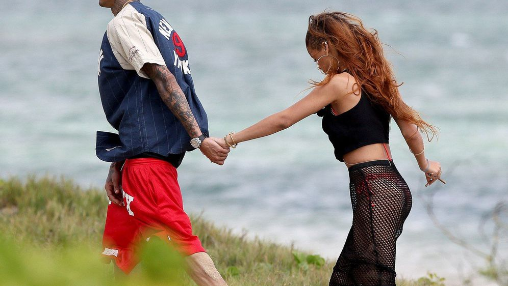 Rihanna i Chris Brown (Foto: Profimedia)