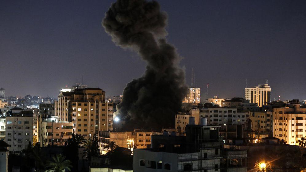 Napadi izraelske vojske (Foto: AFP)
