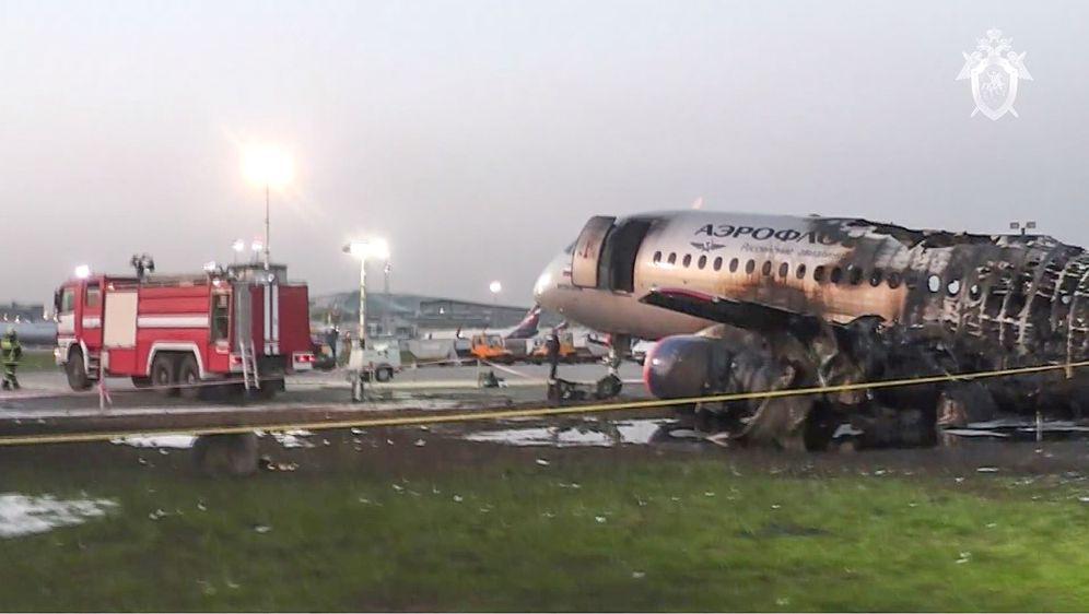 Nesreća u Rusiji (Foto: HO / RUSSIAN INVESTIGATIVE COMMITEE / AFP)