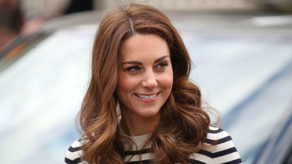 Catherine Middleton na predstavljanju regate The King's Cup u Greenwichu