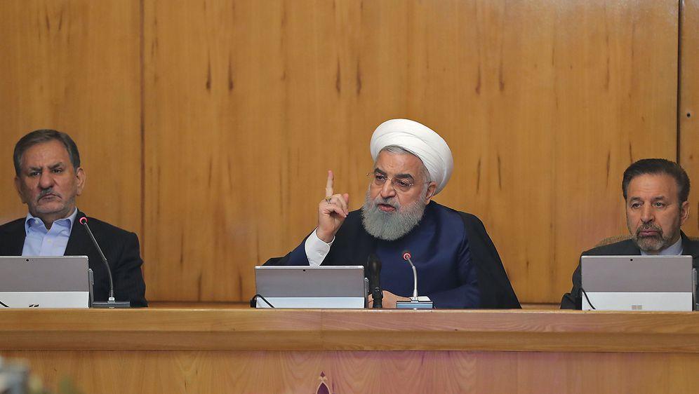 Iranski predsjednik Hasan Rouhani (Foto: AFP)