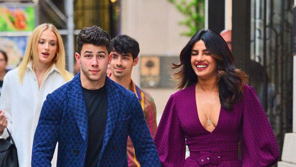 Priyanka Chopra, Nick Jonas (Foto: Profimedia)