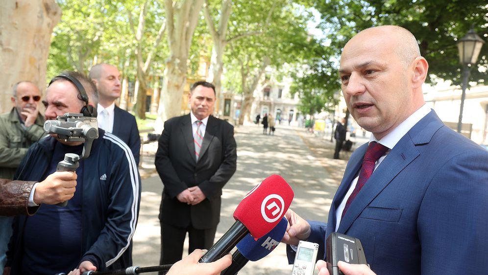 Mislav Kolakušić (Foto: Goran Stanzl/PIXSELL)