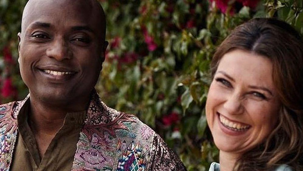 Shaman Durek i princeza Martha Louise (Foto: Instagram)