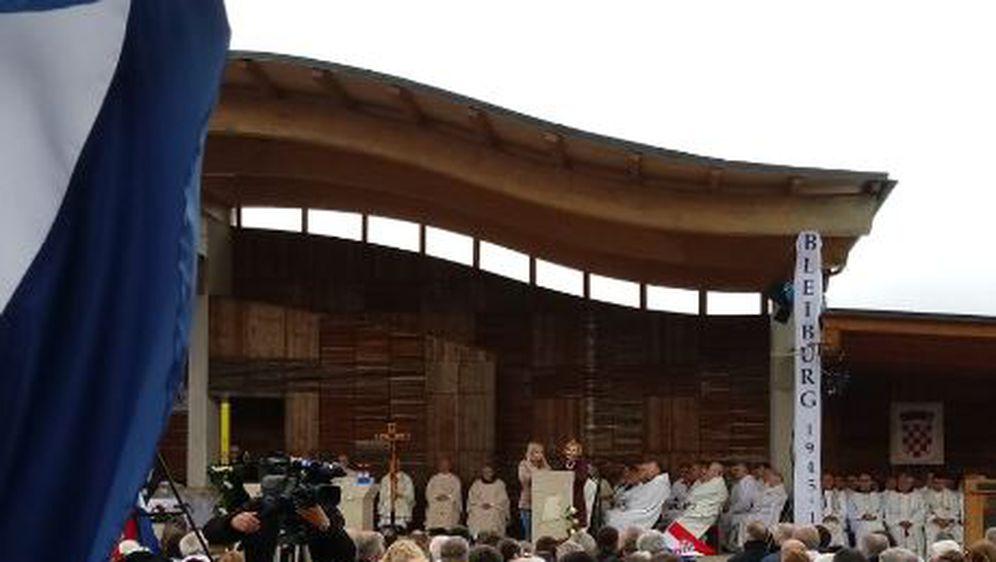 Komemoracija u Bleiburgu (Foto: Dnevnik.hr)