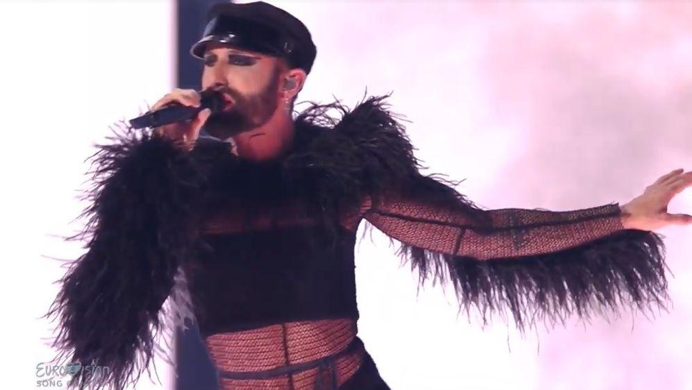 Conchita Wurst (Foto: Youtube Screenshot)