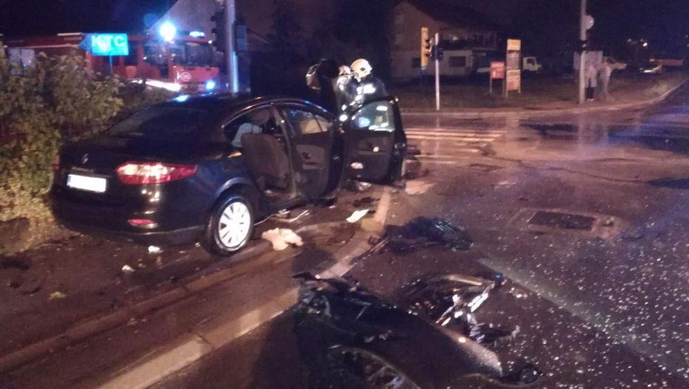 Prometna nesreća u Požegi (Foto: JVP Požega) - 5