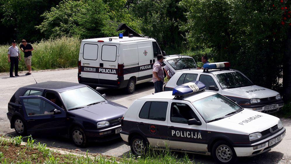 Policija u BiH, ilustracija (Foto: AFP)