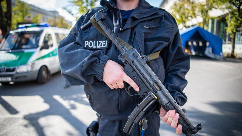 Njemačka policija, ilustracija (Foto: Arne Immanuel Bänsch / dpa / AFP)