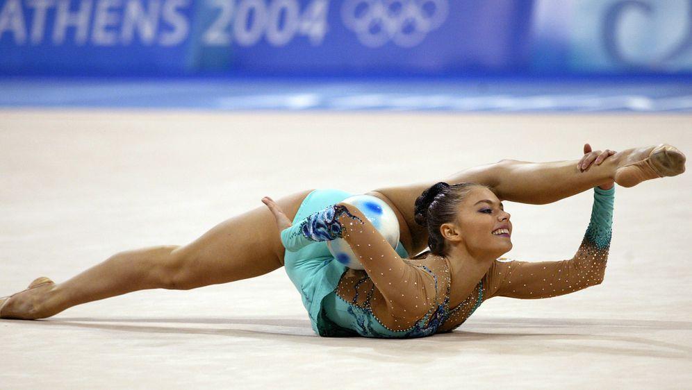 Alina Kabajeva (Foto: AFP)