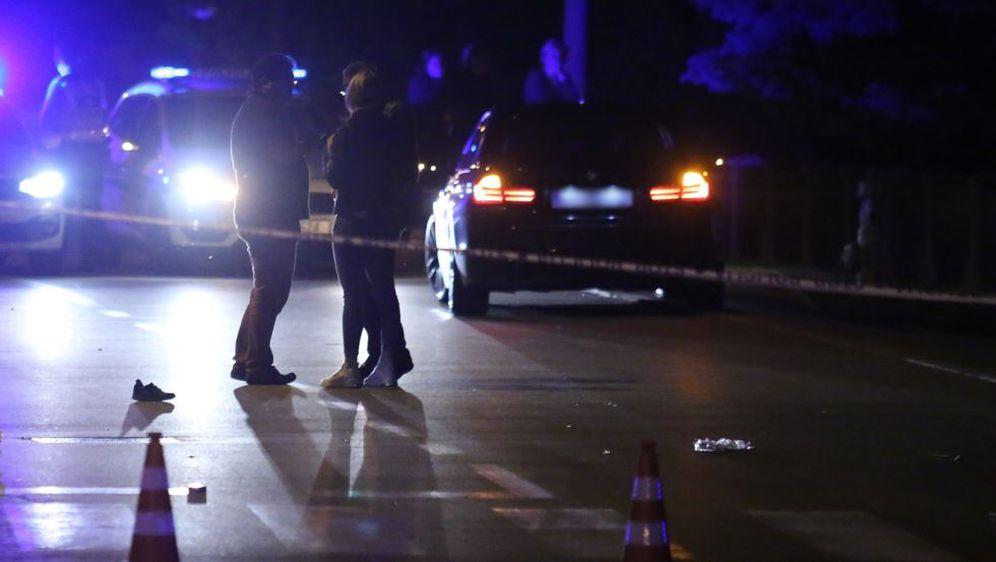Policijski očevid nakon nesreće (Foto: Arhiva/Marko Prpic/PIXSELL)