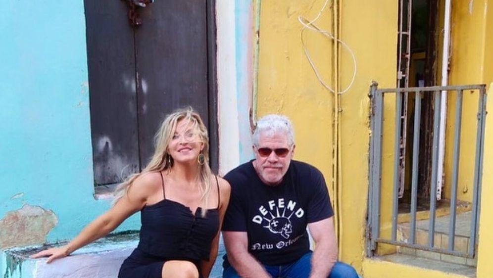 Ron Perlman i Allison Dunbar (Foto: Instagram)
