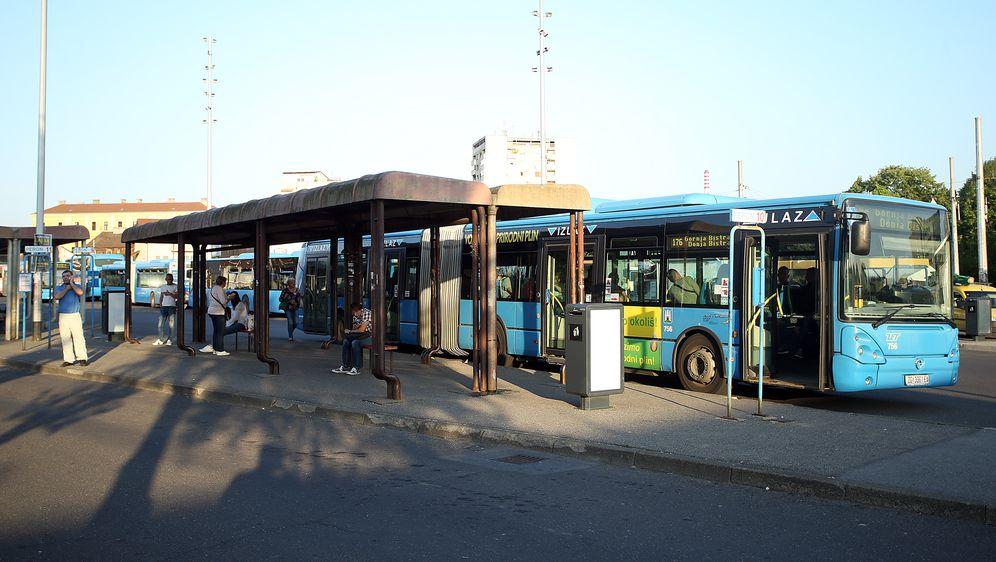 ZET-ov autobus (Foto: Goran Stanzl/PIXSELL)